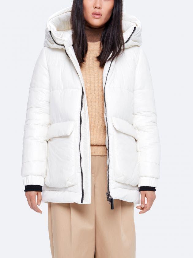 Actuelle-blanc hiver-S