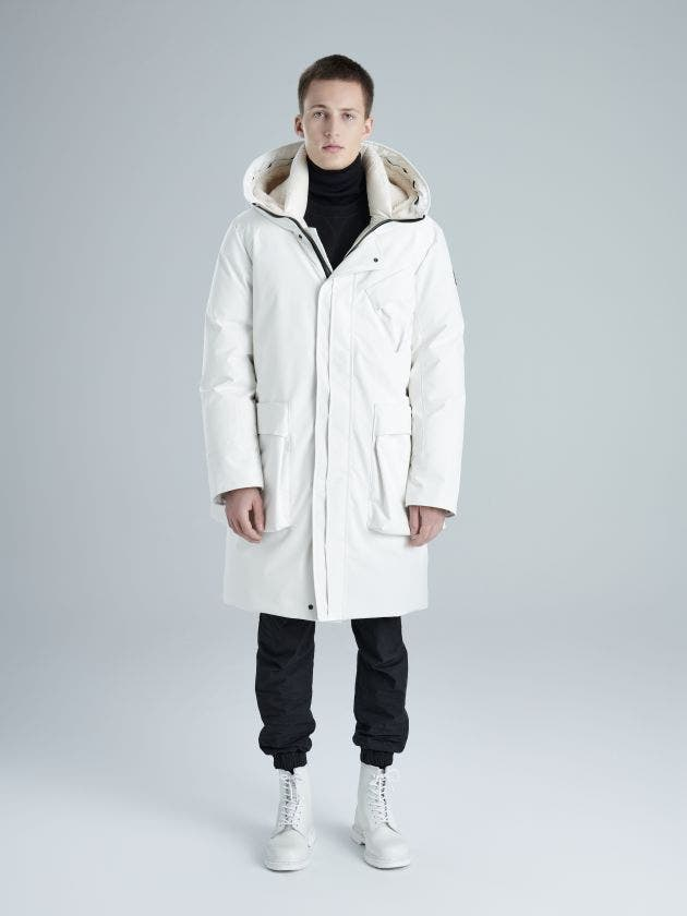 Jonas-Winter white-XS