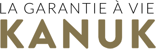 La garantie à vie Kanuk
